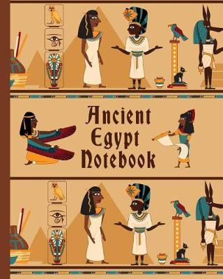 Ancient Egypt Notebook by Kiddo Teacher Prints