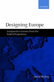 Designing Europe by David McKay image