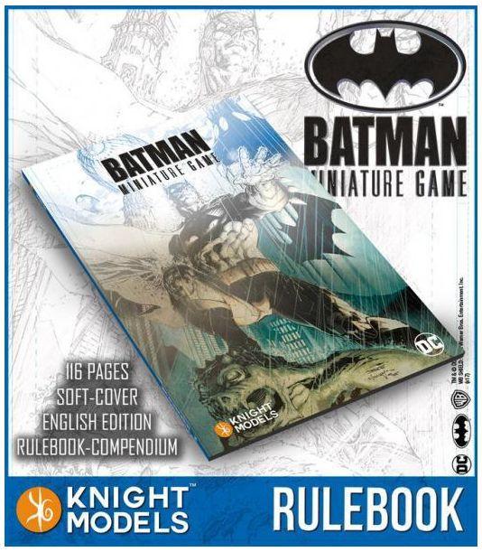 Batman: Miniature Game - Rulebook (2nd Edition)