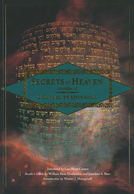 Secrets of Heaven: v. I by Emanuel Swedenborg image