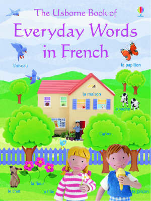 Everyday Words in French image