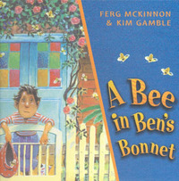 Bee in Ben's Bonnet, A by Mckinnon Fred image