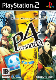 Shin Megami Tensei: Persona 4 for PlayStation 2