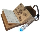 Doctor Who - Journal of Impossible Things & Sonic Screwdriver Pen