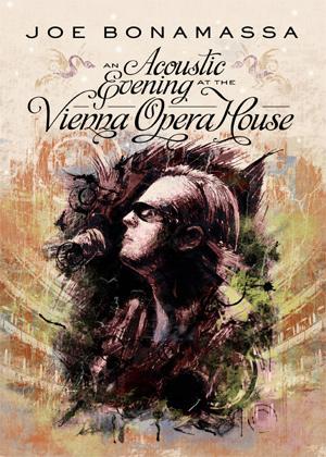 Joe Bonamassa: An Acoustic Evening at the Vienna Opera House on DVD