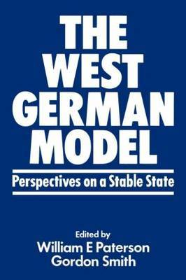 The West German Model by William E. Paterson image