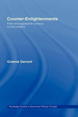 Counter-Enlightenments by Graeme Garrard