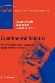 Experimental Robotics image