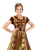 Doctor Who Dalek Costume Dress (Small/Medium)