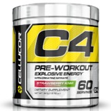 C4 Gen4 - Strawberry Margarita (60 Servings)