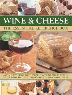 Wine and Cheese by Juliet Harbutt