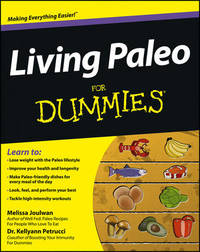 Living Paleo For Dummies by Melissa Joulwan