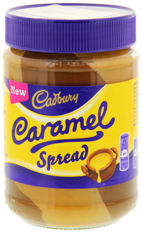 Cadbury: Caramel Spread (400g)