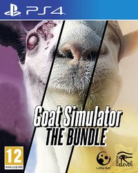 Goat Simulator: The Bundle for PS4