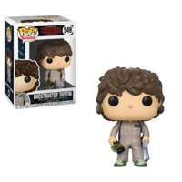 Stranger Things S2: Dustin (Ghostbuster Ver.) - Pop Vinyl Figure image