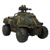 Warpath: GCPS Mule Transport
