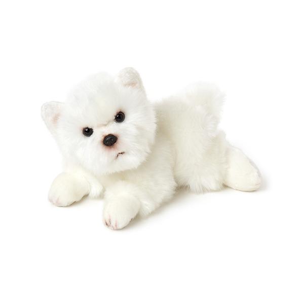 Dog: Toby White Highland Terrier 25Cm