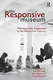 The Responsive Museum by Caroline Lang image