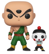 Dragon Ball Super – Tien & Chiaotzu Pop! Vinyl Figure