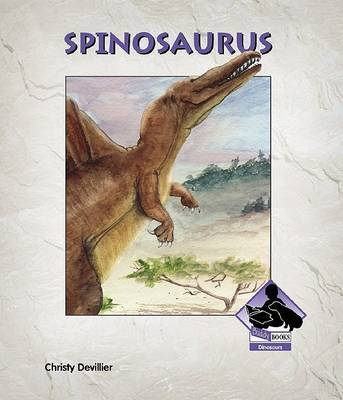 Spinosaurus by Christy Devillier