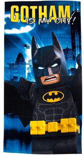 Lego Batman Beah Towels