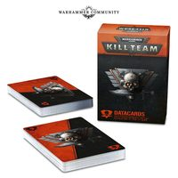 Warhammer 40,000: Kill Team - Datacards