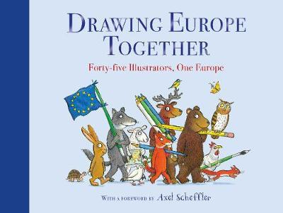 Drawing Europe Together by Various ~ image