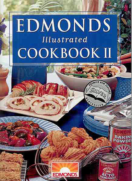 Edmonds Illustrated Cookbook II by Goodman Fielder Limited image