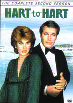 Hart To Hart - Complete Season 2 (5 Disc Set) on DVD