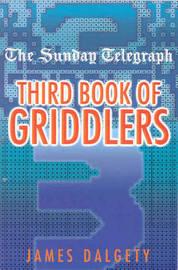 Sunday Telegraph Third Book of Griddlers by Telegraph Group Limited image