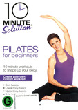 10 Minute Solution: Pilates for Beginners on DVD