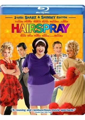 Hairspray (2 Disc Set) on Blu-ray