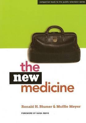 New Medicine Book by Ronald Blumer