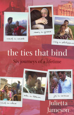 Ties That Bind, the by Julietta Jameson