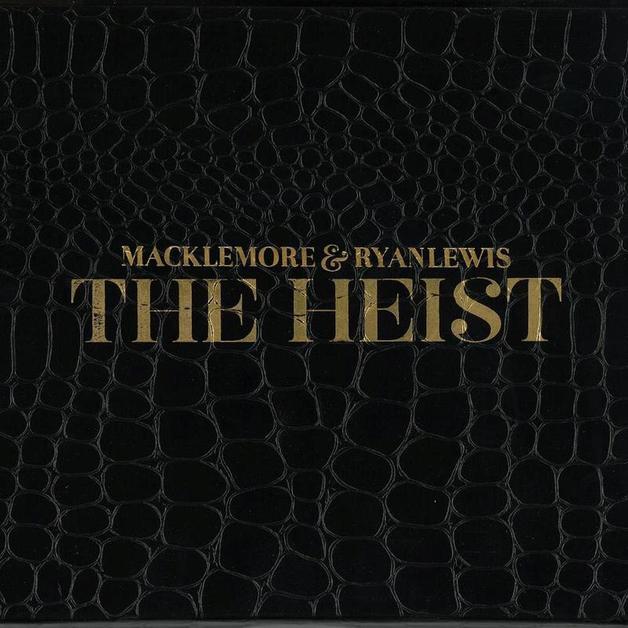 The Heist by Macklemore & Ryan Lewis