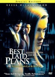 Best Laid Plans on DVD image