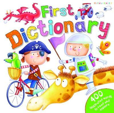 C96 First Dictionary by Miles Kelly