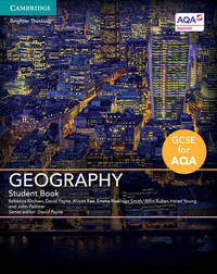 GCSE Geography for AQA by Rebecca Kitchen