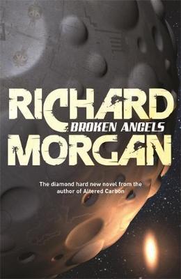Broken Angels by Richard Morgan image