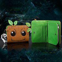 Guardians of the Galaxy - Groot Zip Wallet