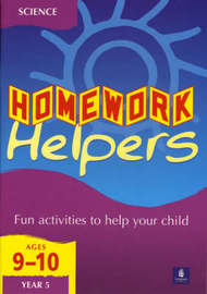 Homework Helpers KS2 Science Year 5 by Tim Franks image