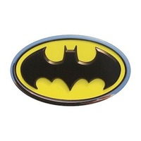 Batman Premium 3D Chrome - Colour/Chrome image