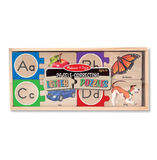 Melissa & Doug: Alphabet Letter Puzzles