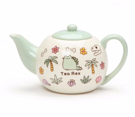 Pusheen the Cat Teapot - Tea Rex image