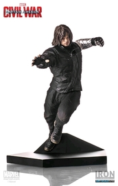 Marvel: Winter Soldier (Civil War Ver.) - 1:10 Scale Statue