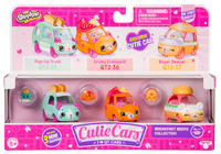 Shopkins: Cutie Car 3-Pack - Breakfast Beeps