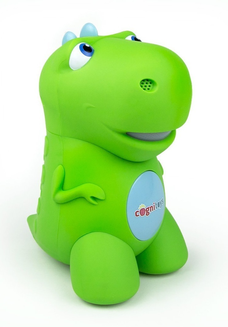 CogniToys Dino Educational Smart Toy image