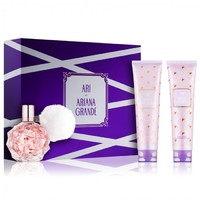Ariana Grande - Ari Gift 3 Piece Gift Set (100ml EDP, Body Lotion + Shower Gel)