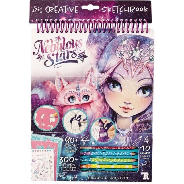 Nebulous Stars: Nebulia Creative - Sketchbook