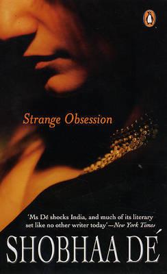 Strange Obsession by Shobhaa De image